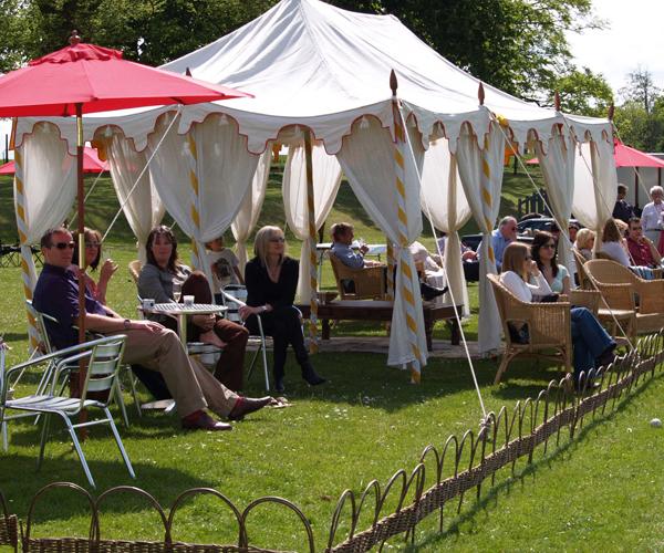 Raj Tent 6 – 20 Guests