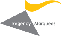 Regency Marquees Swindon Wiltshire Logo