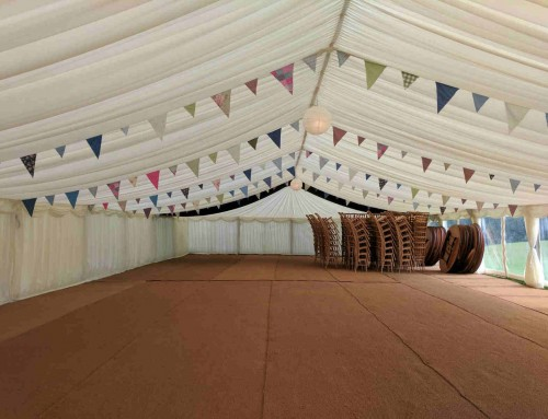 Regency Marquees New Bunting