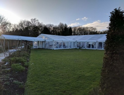 Intrinsic Christmas Party Marquee 2017