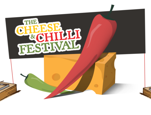 Cheese and Chilli Festival Swindon 2019
